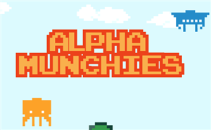 alpha munchies logo