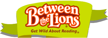 Between the Lions PBSKids logo