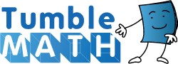 Tumble Math Logo