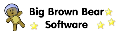 Big Brown Bear Software logo