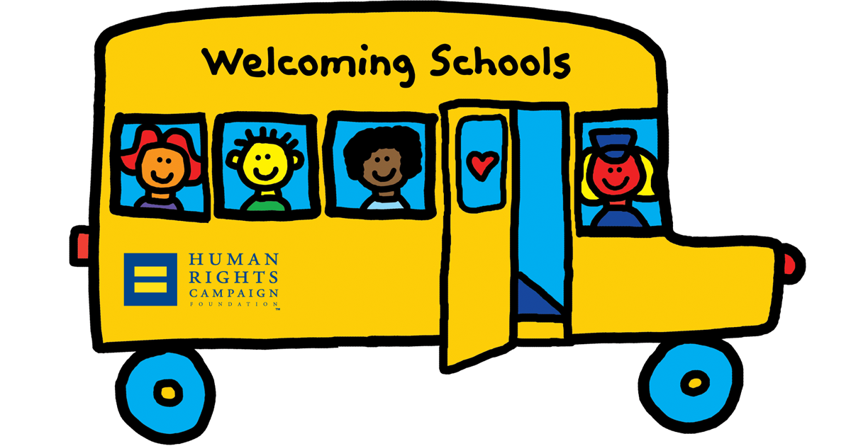 Welcoming School logo