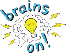 brainson podcast logo