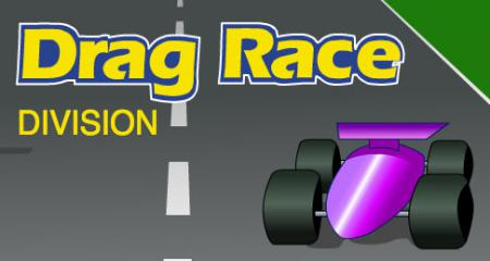 Drag Race division math game