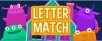 Letter Match game logo