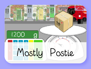 Mostly Postie math game