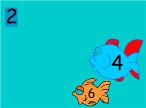 fishy 2 counting game