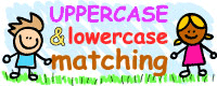 upper and lowercase matching