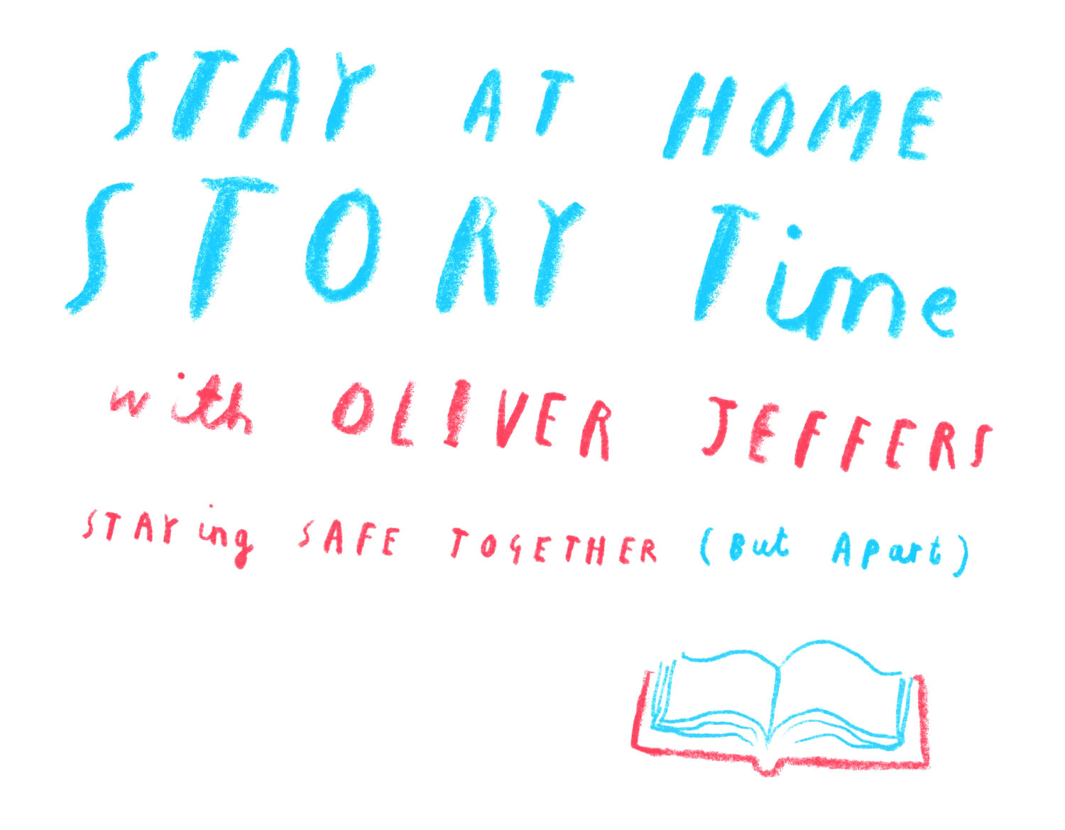 storytime with oliver jeffers logo