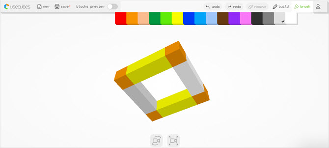 use cubes chrome app