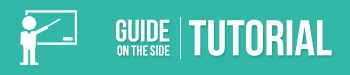 Guide on the Side (GOTS) tutorial logo