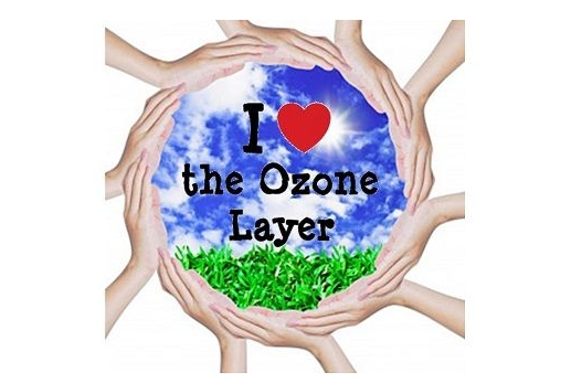I Love the Ozone Layer image