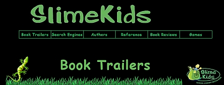 Slime Kids Book Trailers link
