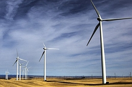 Wind Farm Clean Air image