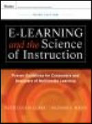 E-learning and the science of instruction book cover