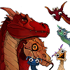 Dragons from Epylion