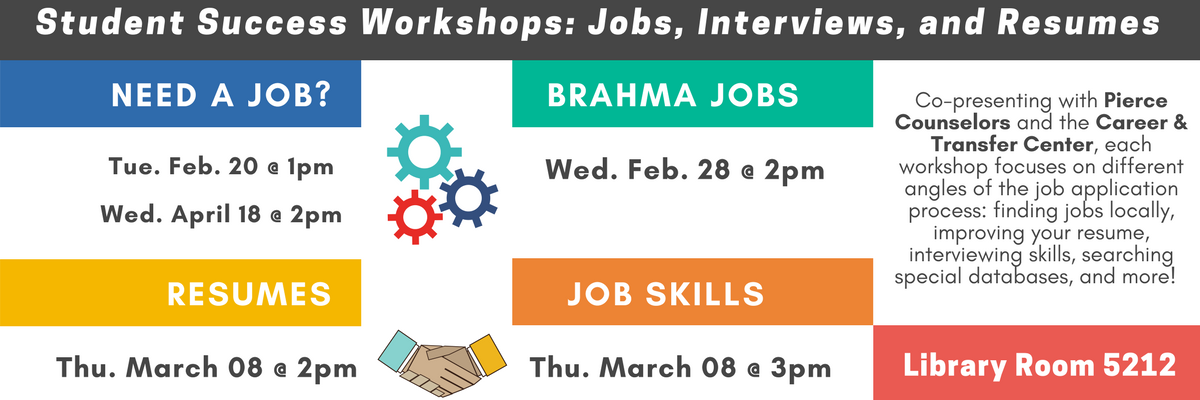 Free workshop on February 20 on how to find jobs locally, click for facebook event