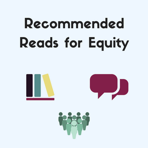 Logo: Recommended Reads for Equity