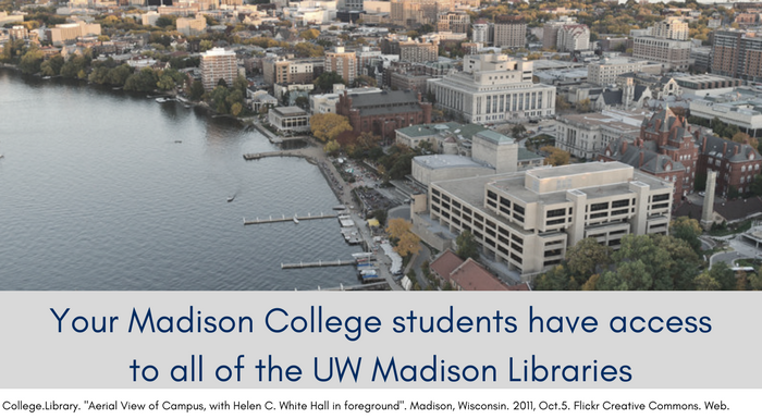 UW Madison Libraries
