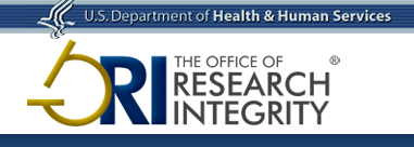 Official seal of the Office of Research Integrity