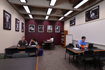 Graduate Group Study Room, JPL