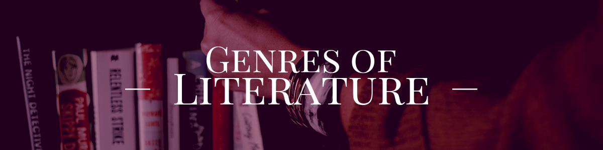 genres of literature header