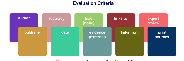 Web Site Evaluation Wizard 21st century