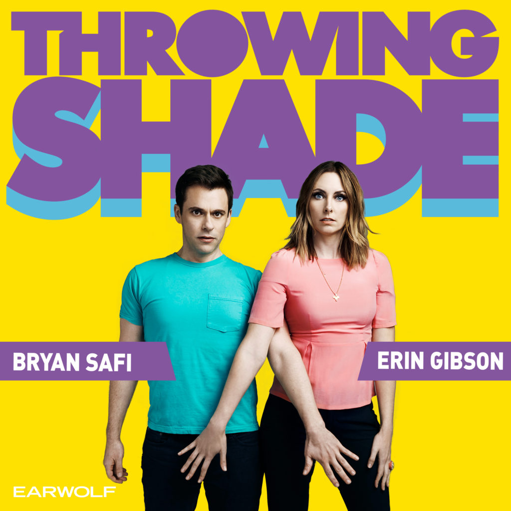 Throwing Shade Podcast Icon