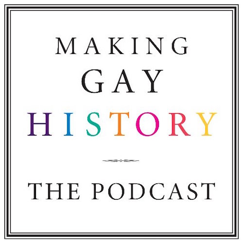 Making Gay History Podcast Icon