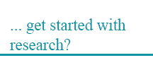 get started with research?