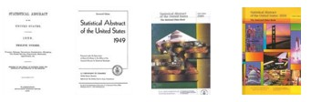 Historic Collection of Statistical Abstract of the United States from 1879 to 2012