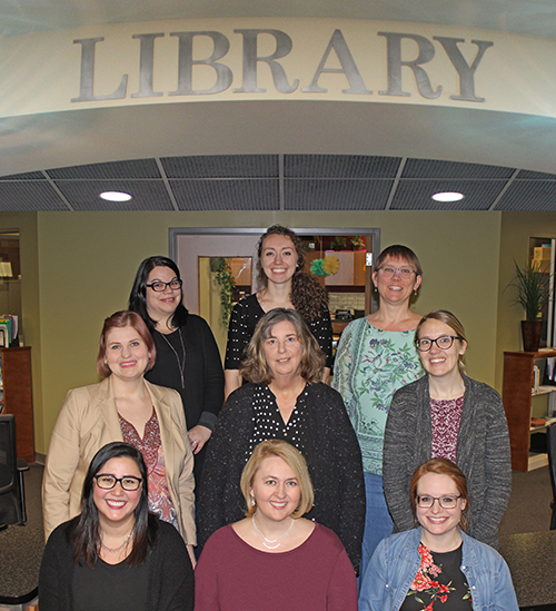 all NWTC librarians