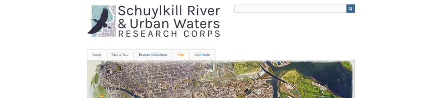 Schuylkill River and Urban Waters Research Corps Archive - An Omeka Community Archive