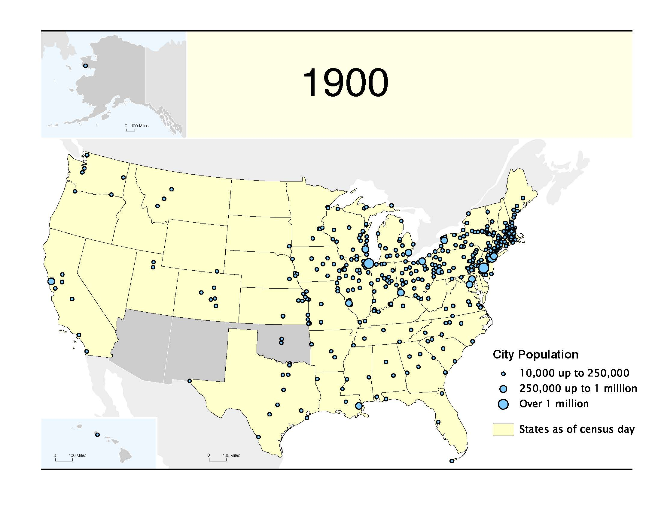 map city population 1900