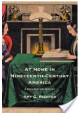 Book cover: At Home in 19th-Century America