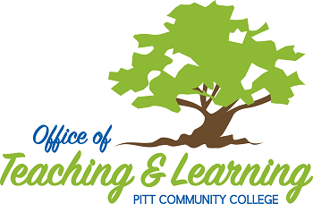 Office of Teaching and Learning Pitt Community College (logo)