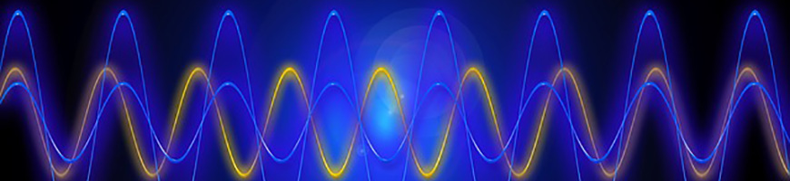 Photo of light wave