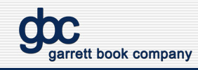 garrett book logo