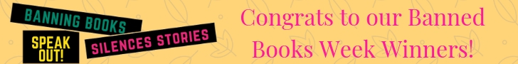 congrats banned book winners