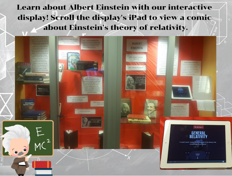 einstein display