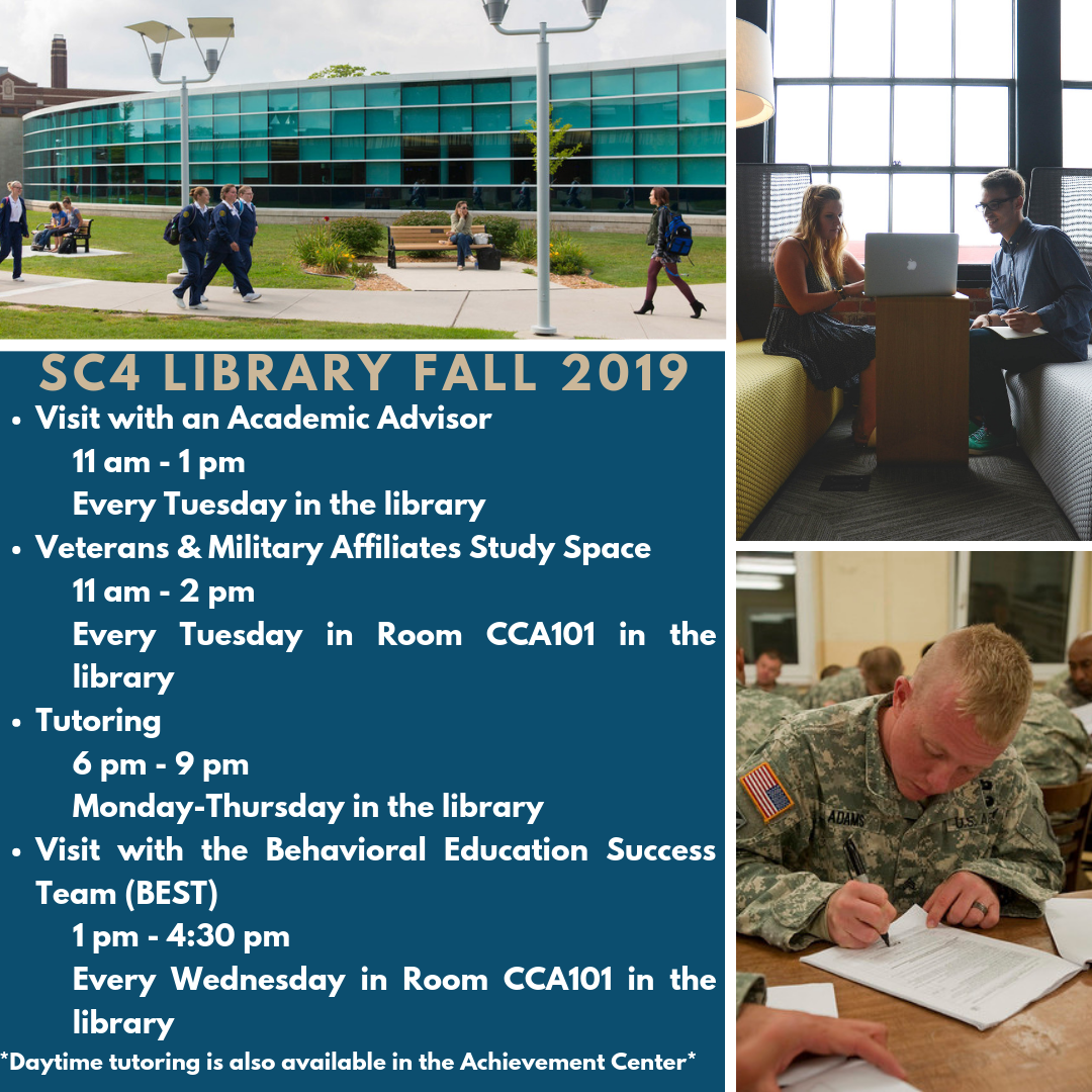 sc4 library fall 2019