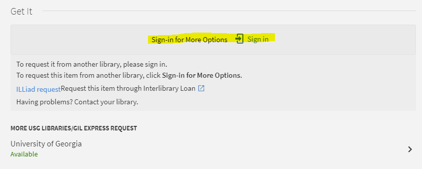 "Screenshot showing ""sign in"" link"