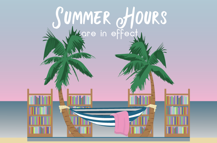 Click here for summer hours