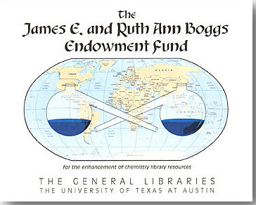James Boggs Endowment bookplate