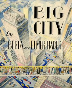 book cover image for Big City