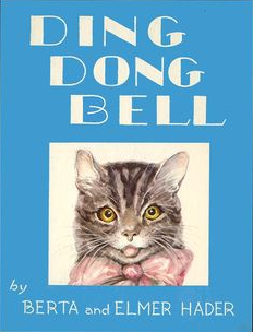 book cover image for Ding, Dong, Bell