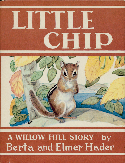 book cover image for Little Chip of Willow Hill
