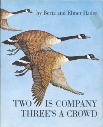book cover image for Two Is Company, Three's a Crowd