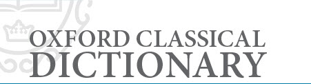 Oxford Classical Dictional masthead