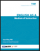 English as a Medium of Instruction