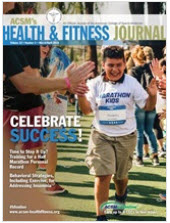 ASCM's Health & Fitness cover